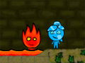Fireboy and Watergirl 3 in the Forest Temple Game